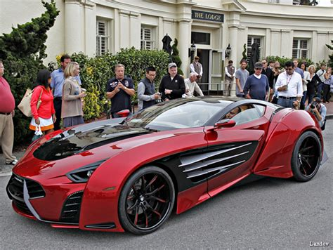cars beginning with t supercar laraki epitome with 1750 hp debuts at pebble