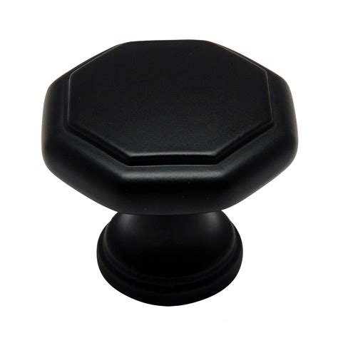Black Cabinet Knobs by Flat Black Cabinet Knob Cosmas 5181fb