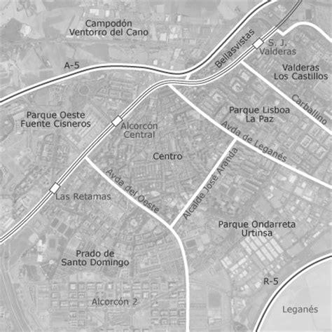 alquiler pisos en alcorcon particulares mapa de alcorc 243 n madrid viviendas en alquiler idealista