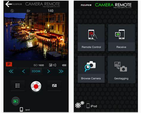 fujifilm remote fujifilm launches new version of fujifilm remote app
