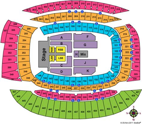 soldier field seating chart brothers of the sun tour soldier field stadium tickets