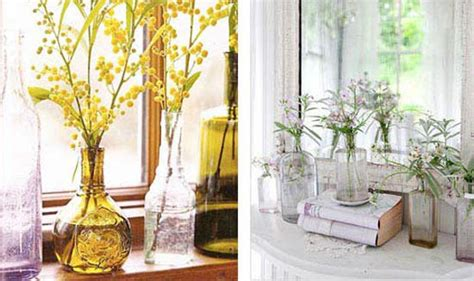Window Designs, Modern Interior Window Sill Materials and
