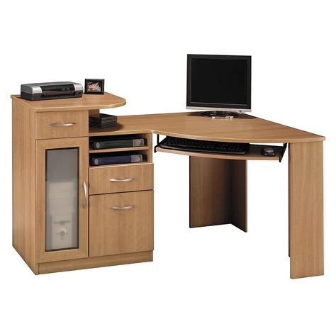 Bush Furniture Corner Desk By Oj Commerce 274 99 278 04 Corner Desks