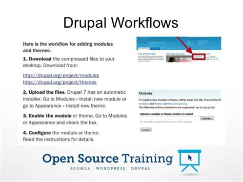 drupal workflow how to your drupal clients