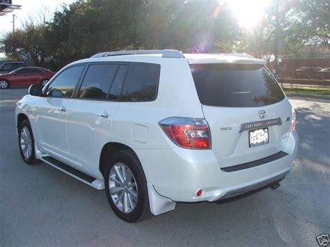 Toyota Highlander 2008 by 2008 Toyota Highlander Limited Www Pixshark Images