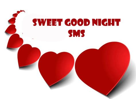 11 sweet good night sms and messages with love and romance