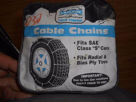 cadenas de auto para la nieve cadenas para carro ajustables para nieve o lodo 210