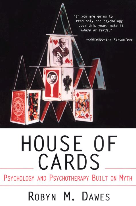 house of cards book house of cards book by robyn dawes official publisher page simon schuster