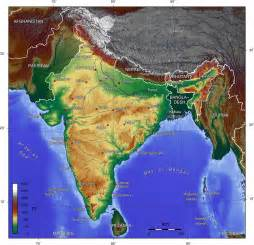 west a m map indian geography facts and information about geography