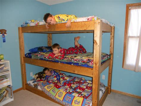 bunk beds for 3 kids fabulous concept with triple bed fit to fun bunk beds with