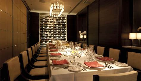 restaurant dining room dining events at marina bay sands