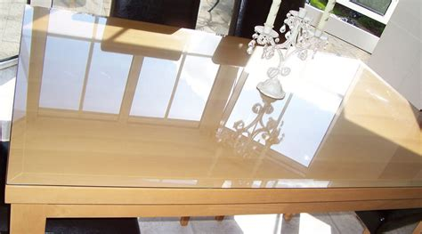protective glass top for desk custom glass table tops for your furniture janssen glass