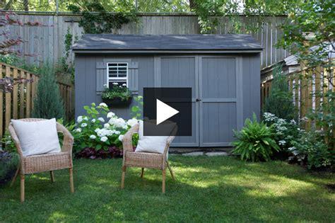 heartland backyard storage experts get senior design editor stacey smithers backyard