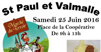 march 233 du terroir 224 paul et valmalle le 25 juin 2016