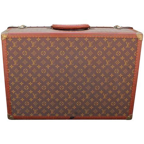 Sale Gucci 8100 Set vintage louis vuitton monogram suitcase luggage for sale at 1stdibs