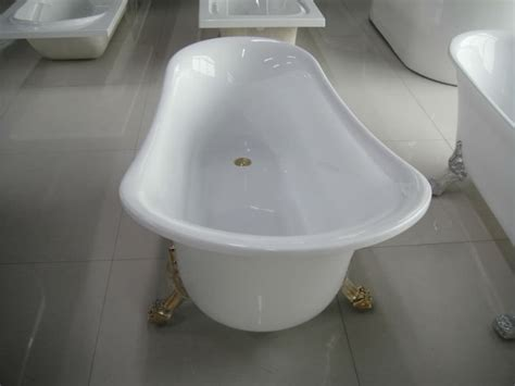 best selling classical bathtub acrylic clawfoot bathtub bs