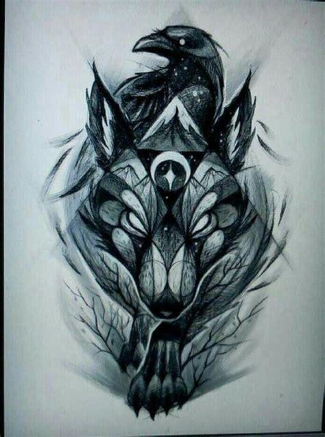 tattoo wolf resultado de imagen de cuervos y dragones de juego de