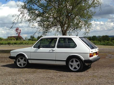 1983 volkswagen golf golf gti mk1 for sale classic cars for sale uk
