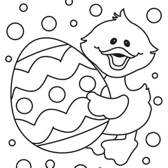 easy easter coloring pages printable easter chick free printable coloring page oriental