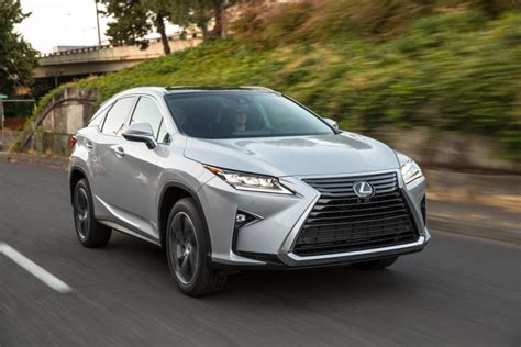 lexus rx 350 hybrid review review 2016 lexus rx350 and rx450 hybrid ny daily news