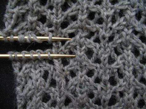 grafting in knitting grafting de pontos rendados estudar tric 244