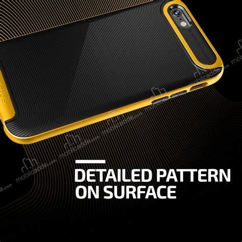 Crucial Bumper Verus Iphone 6 verus crucial bumper iphone 6 plus 6s plus sarı kılıf