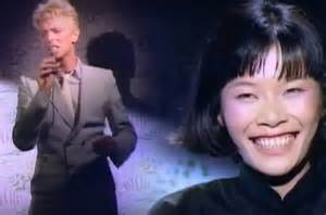 china girl david bowie and jukebox on pinterest david bowie s china girl co star says music video