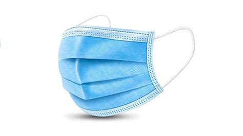 disposable surgical masks store  panic alarm
