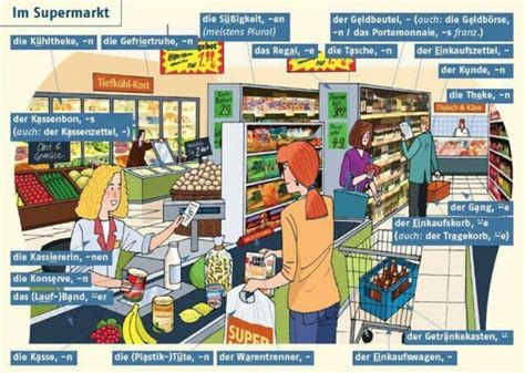 libro im supermarkt kinderbuch deutsch englisch im supermarkt deutsche lernen german language language and deutsch