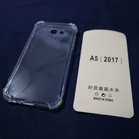 Anti Anticrack Samsung Galaxy A C J S Note Series 1 anti softcase samsung galaxy a5 2017