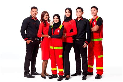 airasia uniform airasia announce rollout of new ground operations uniform