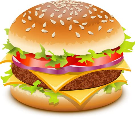 hamburger clipart burger and sandwich png images pictures
