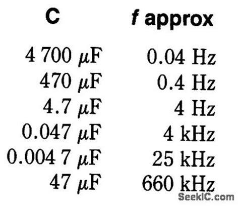 simple capacitor checker index 849 circuit diagram seekic