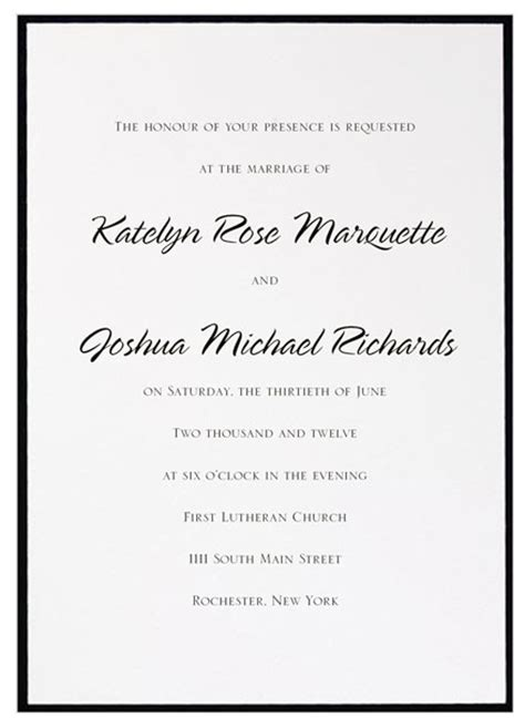 what to say on a wedding invitation what does the font you choose for your wedding invitations say about you