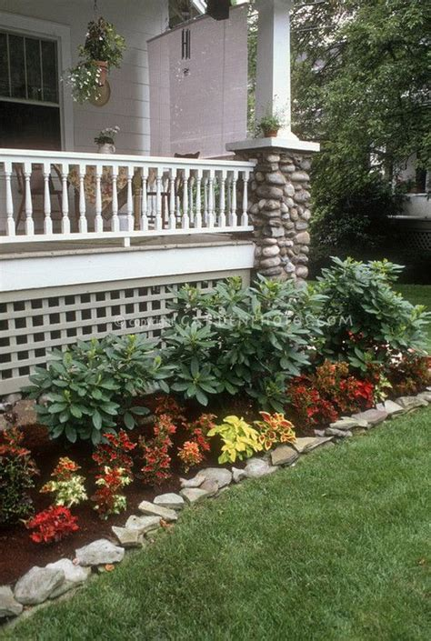 Landscape Ideas In Front Of Porch 27 Best Images About Front Porch Ideas On