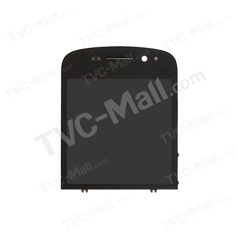 Sparepart Bb Q10 blackberry q10 lcd assembly with touch screen digitizer replacement part black tvc mall