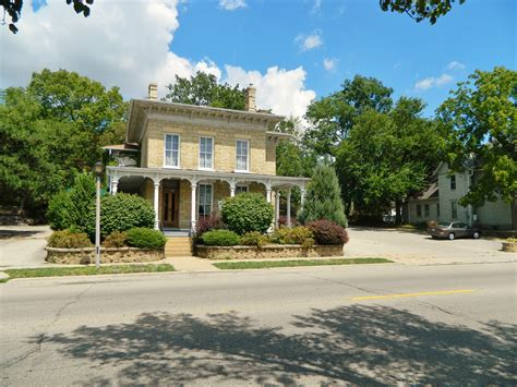 Hansen Funeral Home by Historic Downtown Retail Office Commercial Property