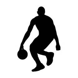 basketball silhouette basketball silhouette clipart best