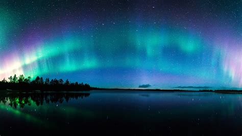 finland in december northern lights for borealis in lapland lapland the magazine