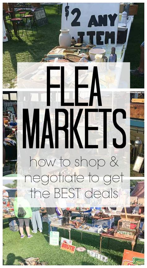 Tips For Flea Market Shopping by 163 Best Thrifting Yard Sale Tips Images On