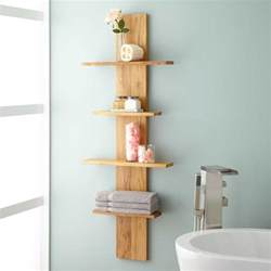 regal badezimmer wulan hanging bathroom shelf four shelves bathroom