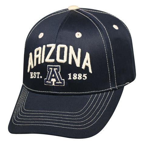 ncaa s baseball hat of arizona wildcats