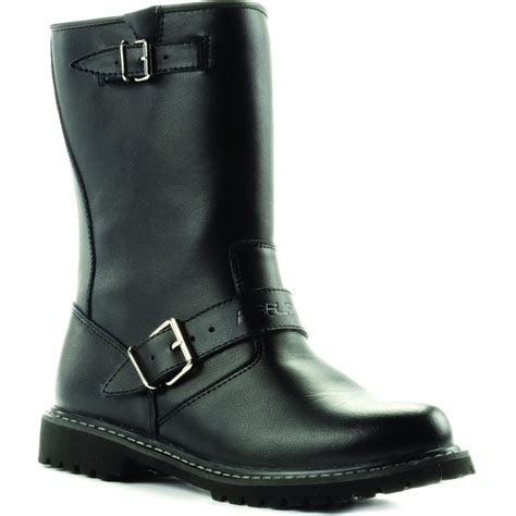 motorcycle boots blytz lt leather cruiser waterproof motorbike motorcycle