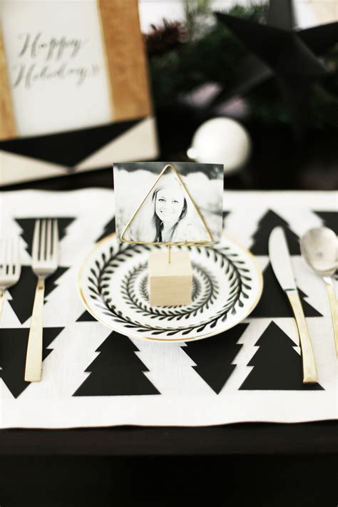 diy place card holders a bit of whimsy the culinary chase diy christmas tree place cards holders kristi murphy