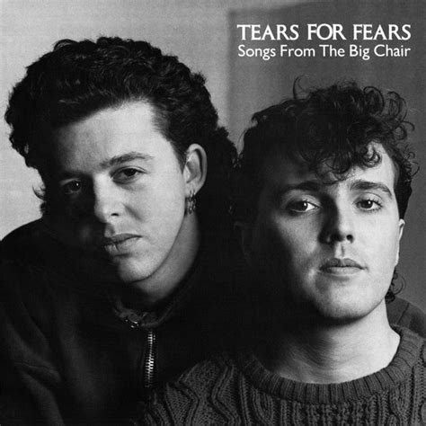 Songs From The Big Chair tears for fears songs from the big chair at discogs