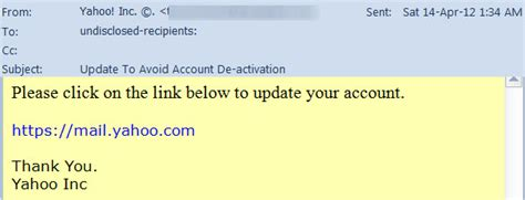 email yahoo phishing yahoo phishing hides in compromised wordpress websites
