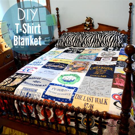 Make Quilt Out Of T Shirts by Diy 10 Insanely Cool Ways To Upcycle Your T Shirts