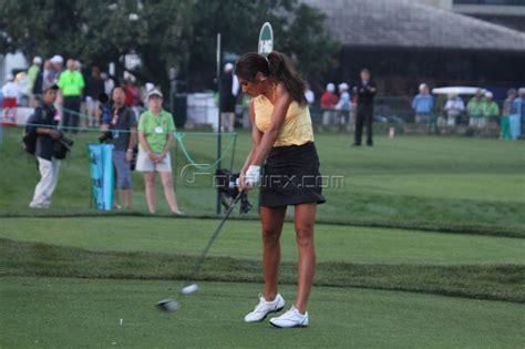 holly sonders golf swing holly sonders photos from bayhill picture son ders