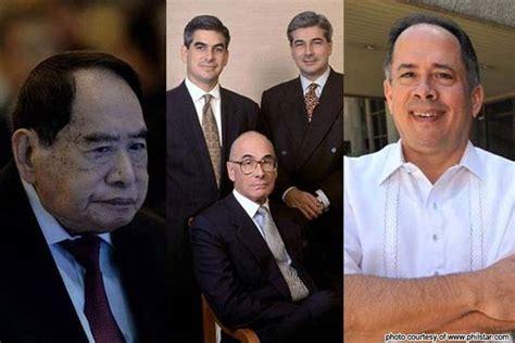forbes sy zobel aboitiz among asia s richest families newsko