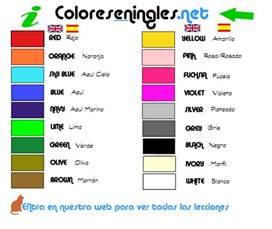 color gris en ingles todos los colores en ingles colores en ingles